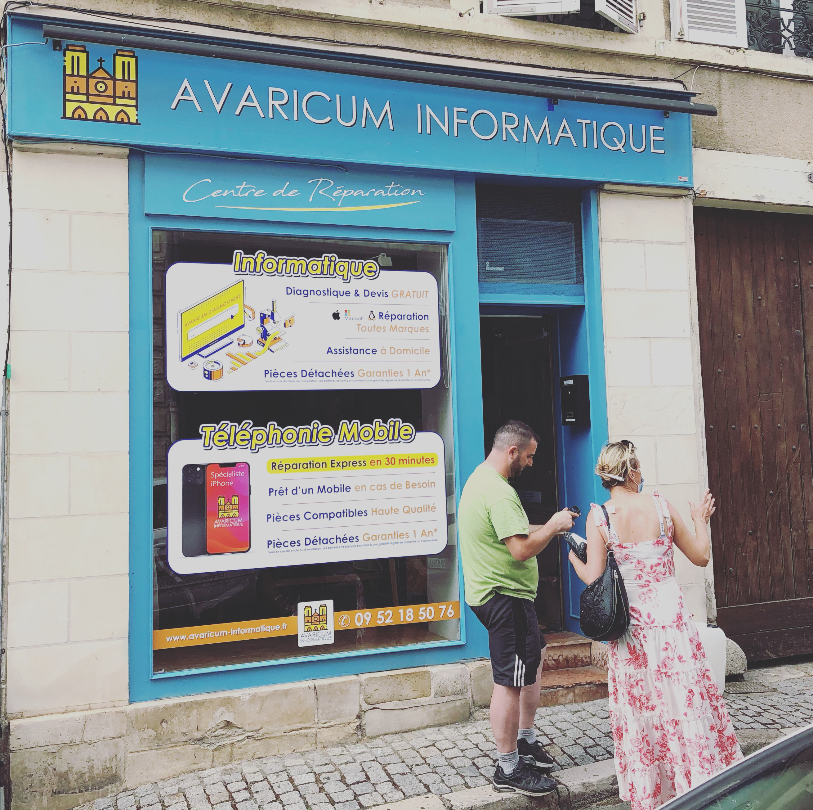 Boutique Avaricum Informatique Bourges